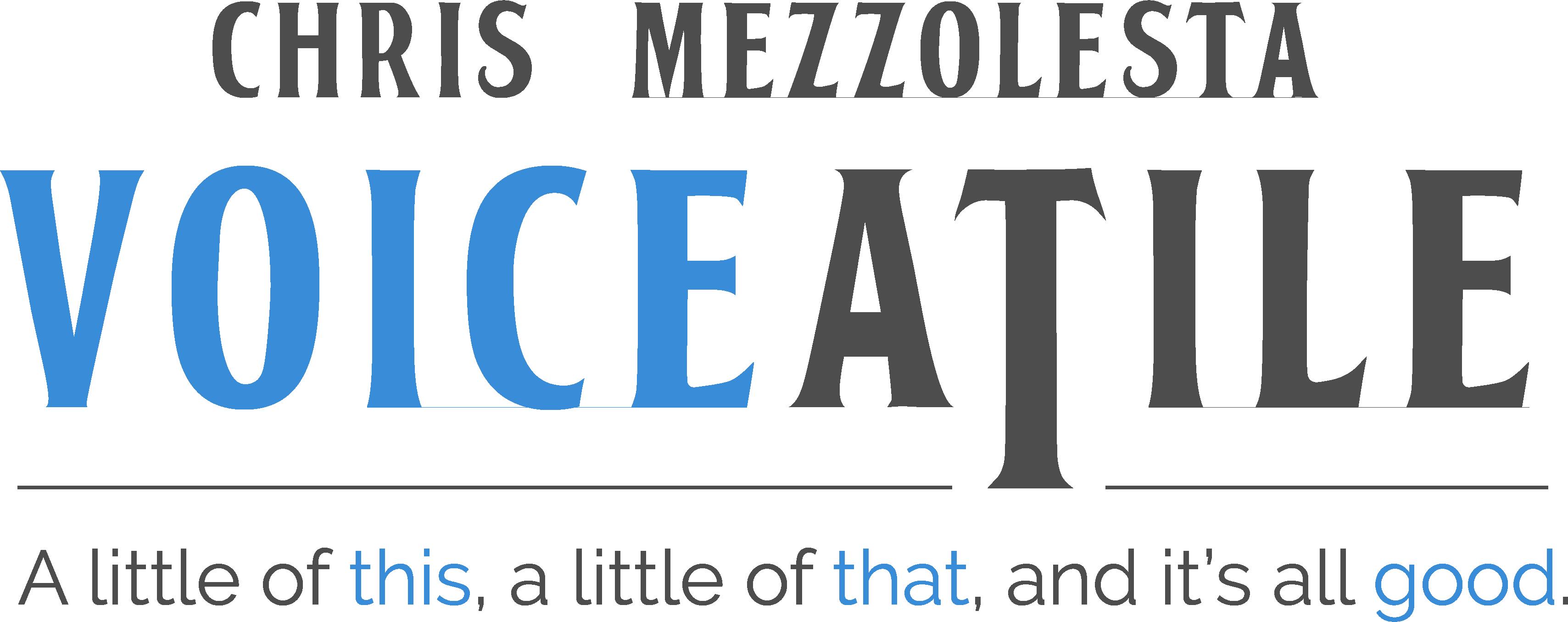Chris Mezzolesta logo